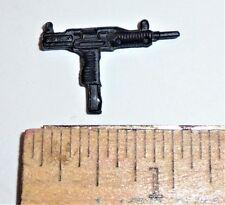 New listing G I Joe Accessory 1985 Snake Eyes Uzi Sub Machine Gun