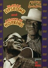 Mance Lipscomb - Mance Lipscomb and Lightnin' Hopkins: Masters of the