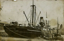 Collectable Merchant & Cargo Vessel Postcards