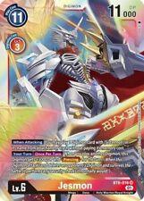 Jesmon BT6-016 SR Digimon Card