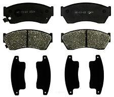 Semi Metallic Disc Brake Pad fits 1989-2001 Suzuki Swift  ACDELCO PROFESSIONAL B
