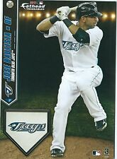 JOSE BAUTISTA TORONTO BLUE JAYS FATHEAD TRADEABLES REMOVABLE STICKER 2011 #23