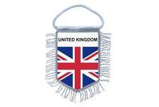 fanion mini drapeau pays voiture decoration uk anglais royaume uni