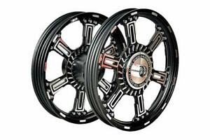 Royal Enfield Classic Alloy Wheels 16 Spoke With Silver Stud