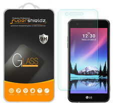 Supershieldz Tempered Glass Screen Protector Saver For LG Rebel 2 LTE 4G