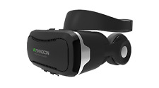 New VR SHINECON 4.0 Virtual Reality 3D Glasses BOX Movie Game Headphone Headset