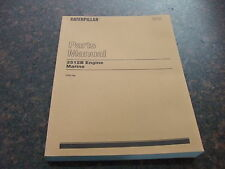 CAT CATERPILLAR 3512B MARINE ENGINE PARTS BOOK MANUAL S/N 4TN1-UP