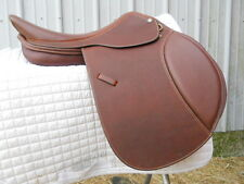 Close Contact English Equestrian Jumping Saddle size 16.5