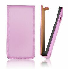 Etui Eco-Cuir Violet Case Coque Cover Leather Purple Fiolet LG (E610) L5