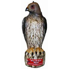 Bird B Gone MMRTH1 Hawk Decoy Pest Birds Scare Away Natural Predator Yard Garden