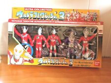 RED HEROS PART  3 SET  COLLECTIBLE FIGURINE TOY NIB SUPER SENTAI JAPAN