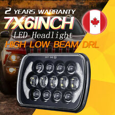 105W 5x7 7x6 '' Osram High Low Beam Led Headlight for Jeep Wrangler YJ XJ DRL
