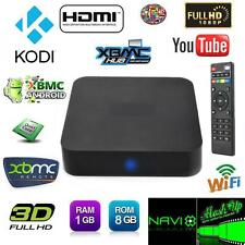Smart TV BOX Amlogic S805 Android XBMC Quad Core 8GB WIFI HD 1080P Media Player