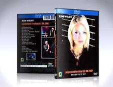 Kim Wilde - Langeland Festival 02.08.2007 - Collector's Set Pro-Shot DVD