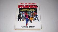 CARTONATO TUTTI GLI INCUBI DI DYLAN DOG 1996 AUGURI MONDADORI GADGET !!