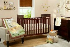 NEW 11 PIECES DISNEY BABY THE LION KING SIMBA UNDER THE SUN CRIB BEDDING SET.