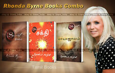 3 Combo Book, Tamil Version of Secret , The Power and  The Magic by Rhonda Byrne