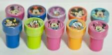 Disney Mickey Minnie Daisy Goofy Donald 10 Stamps Party Favors