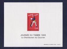 FG ND   journée du timbre  de carnet  1993   num: 2793