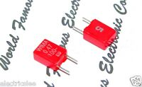 10pcs - WIMA MKS2 0.47uF (0,47µF) 100V 5% pitch:5mm Capacitor MKS2D034701E00JSSD