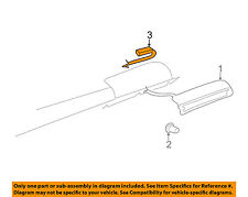 Gm Oem High Mounted Stop Lamp-Rear Lamps-Harness 13584278