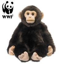 WWF Plüschtier Schimpanse (39cm) lebensecht Kuscheltier Stofftier Affe Chimp