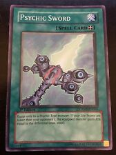 Psychic Sword CRMS-EN054 - Common - Near Mint - 1st Edition Crimson Crisis x1
