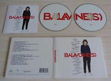 2 CD ALBUM DIGIPACK BALAVOINE (S) HOMMAGE ZAZ SHY'M NOLWENN LEROY 17 TITRES