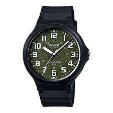 Casio Large Case Analog Watch (MW-240-3BV)