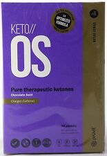 Keto OS Keto 3.0 by Pruvit 30 Day Supply Chocolate Swirl Caffeinated (FAST S/H)