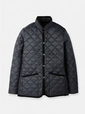 LAVENHAM MEN'S MADE IN ENGLAND NEW MARKET  QUILTED  XL JACKET LAMP BLACK