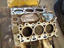 Jaguar X-Type 2,5 Motor Block Rumpfmotor m. Kurbelwelle und Kolben  (3) 127000km