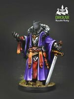 THEIST PRIEST Conquest Last argument of kings * COMMISSION * painting
