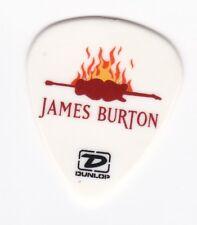1990s JAMES BURTON PERSONAL LOGO GUITAR PICK ELVIS EMMYLOU RICKY NELSON