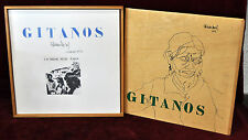 GITANOS (SOMORROSTRO) POR RAMON JESUS VIVES. CAJA CON 16 DIBUJOS ORIGINALES