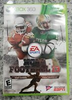 NCAA Football 13 (Microsoft Xbox 360, 2012) Complete Tested