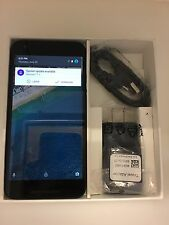 "LG Google Nexus 5X H791 32GB (FACTORY UNLOCKED) 5.2"" HD - Carbon  Smartphone"