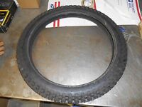 NOS Metzeler Trial-Competition Tire 2.75 X 21 Tube Type