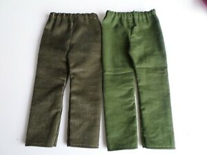 2 Pairs of Corduroy Trousers for A Girl for All Time (6)