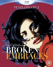 Broken Embraces (Los Abrazas Rotos) Blu-ray, 2010);  BRAND NEW, FACTORY SEALED
