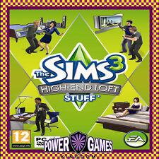 The Sims 3 High End Loft Stuff (PC) Brand New