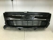 2015 2016 2017 2018 CHEVY COLORADO FRONT UPPER GRILLE