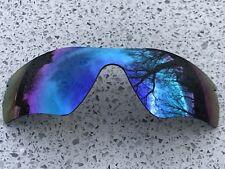 NUOVO Specchio Viola Sostituzione Lenti Oakley Radar Path + GRATIS Carry Pouch