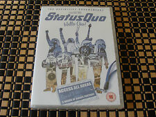 2 4 U: Status Quo : Hello Quo : Access All Areas : Special 2 Disc Edition Sealed