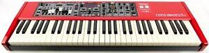 Clavia Nord Electro 5D SW61 Synthesizer Drawbars + Neuwertig OVP + 2J Garantie