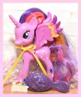 "❤️My Little Pony 4.5"" Brushable Breezies Princess Twilight Sparkle Rainbow G4❤️"