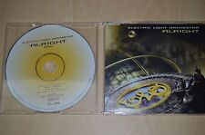 Electric Light Orchestra ‎– Alright. SAMPCS9977 CD-SINGLE PROMO