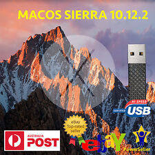 MAC OS x SIERRA high 10.13 usb installer replaces DVD macbook air pro mini boot
