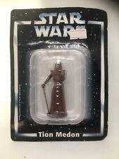 Tion Medon Star Wars Deagostini Die Cast Metal Figure On Card Free UK P+P