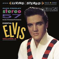 Elvis Presley, Elvis Presley - Stereo '57 (Essential Elvis Volume 2)(2 LP_45RPM)